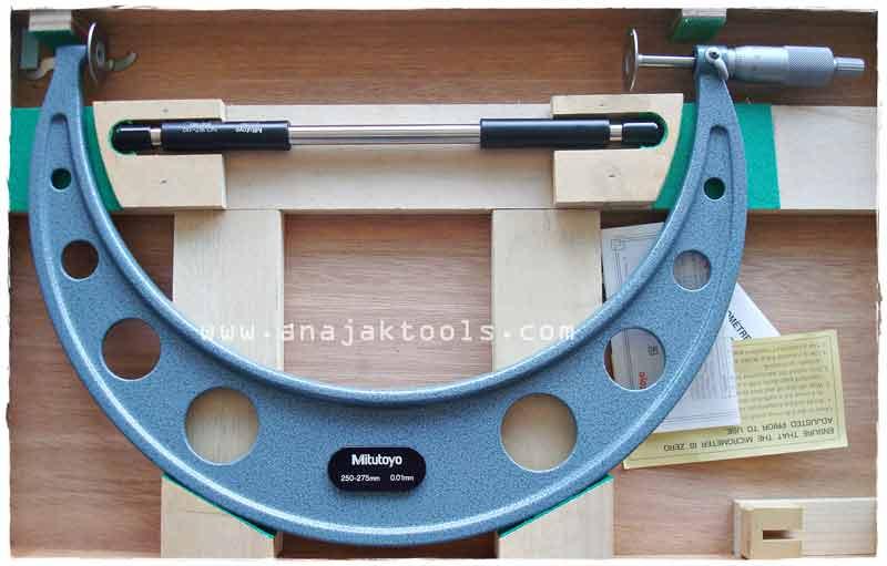 Micrometer 250-275mm
