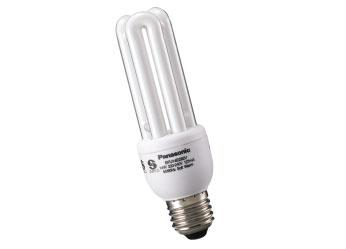 หลอดประหยัดไฟพานาโซนิค14วัตต์ แสงขาว ขั้วE27 Panasonic EFU14E672V