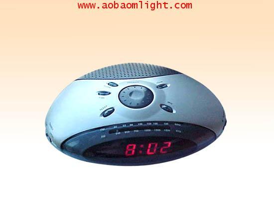 CK8185 นาฬิกาปลุก วิทยุ AM/FM