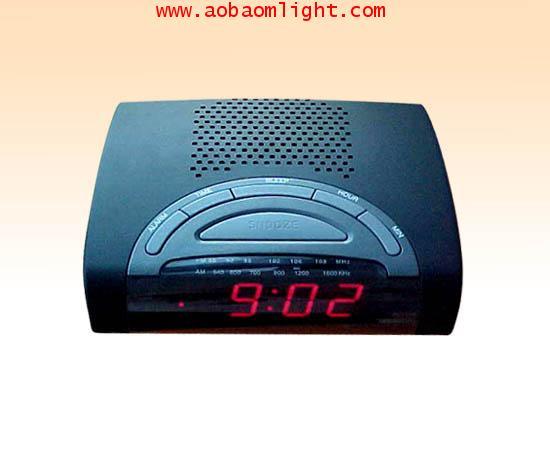 CK8475 นาฬิกาปลุก วิทยุ AM/FM
