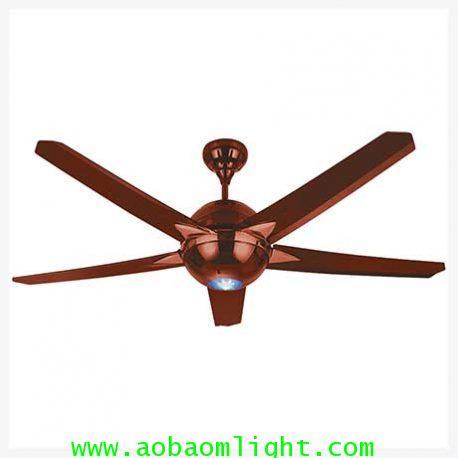 พัดลมเพดาน CASPER560-LED-BR+RC