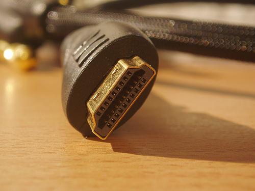 Cable - HDMI 1.3 สายถัก และ แท่งกรองสัญญาน ความยาว 1.8 m