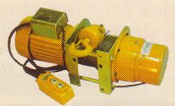 รอกสลิงไฟฟ้า STRONG-UP รุ่น 205