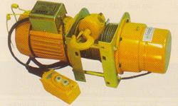 รอกสลิงไฟฟ้า STRONG-UP รุ่น 208