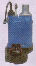 ปั้มสูบน้ำทั่วไปใบพัดเปิด TSURUMI รุ่น KTZ-Series ขนาดกลาง