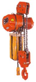 รอกโซ่ไฟฟ้า Black Bear YSS-750 7.5 Ton 380V