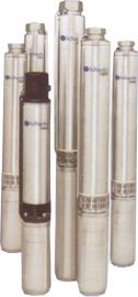 เครื่องสูบน้ำสำหรับบ่อบาดาล(ครบชุดพร้อมมอเตอร์ 3 เฟส)