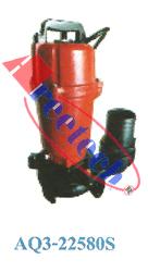 ปั๊มแช่ไดโว่สำหรับน้ำเสีย SAWADA ท่อ 3 \'\'  แบบอลูมิเนียม 1 HP   220V