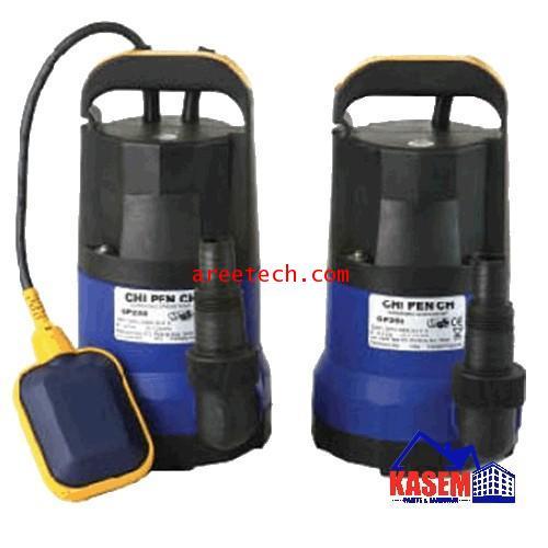 ปั้มแช่พลาสติกWater PUMP CHI-PEN CH AIR COMPRESSORS รุ่น GP-250