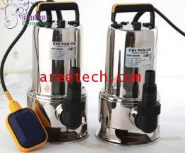 ปั้มแช่สแตนเลสWater pump CHI PEN ขนาด1 1/2 \'\';รุ่นDSP-350SD DSP-400SD DSP-400SD ไม่มีลูกลอย