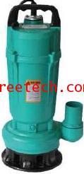 ปั้มแช่เหล็กหล่อ  Water pump  CHI PEN CH รุ่น WQD 750 ธรรมดา