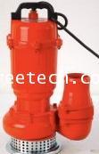 ปั้มแช่เหล็กหล่อ Water Pump CHI PEN CH  รุ่น WQD 10-11-0.75 ธรรมดา