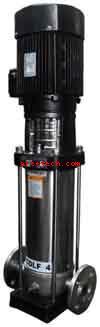 ปั้มน้ำ WESCO Light Vertical Multistage Centrifugel pump รุ่น CDLF 16-40