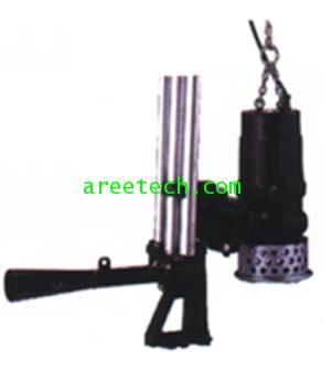 ปั้มเติมอากาศสำหรับบ่อบำบัดน้ำเสีย BER series (Submersible Ejector) รุ่น 15-ฺฺBER3+TOS-Eiector 15