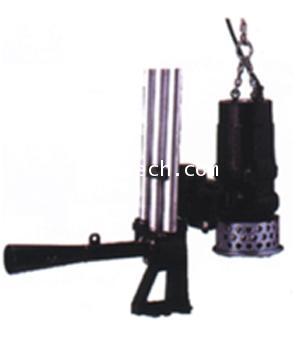 ปั้มเติมอากาศสำหรับบ่อบำบัดน้ำเสียBER Series (Submersible Ejector) รุ่น 22-ฺฺBER5+TOS-Eiector22/37