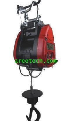 รอกสลิงไฟฟ้า ยี่ห้อ  STRONG - UP  รุ่น DU-180  ไฟ 220V.
