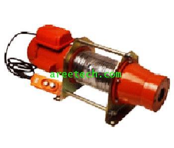 รอกสลิงไฟฟ้า ยี่ห้อ  STRONG - UP  รุ่น DU-210   ไฟ 220V.