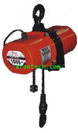 รอกสลิงไฟฟ้า ยี่ห้อ  STRONG - UP  รุ่น DU-905 ไฟ 220V. / 380V.