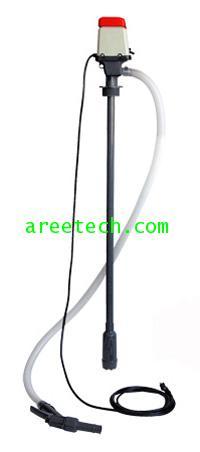 ปั้มสูบน้ำมัน แบบไฟฟ้า  ORIENTAL KOSHIN OIL PUMP  รุ่น  FP-25