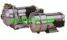 ปั้มน้ำแตนเลสสำหรับสูบน้ำสะอาด ยี่ห้อ MATRA STAINLESS STEEL WATER PUMPCEM,CA SERIES รุ่น CM200/5A