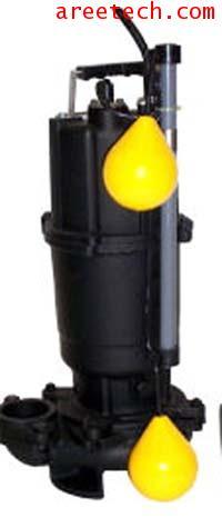 ปั้มแช่ ยี่ห้อ EBARA  Automic type ( ลูกลอย 2 ลูก ) รุ่น DVSA-5.75