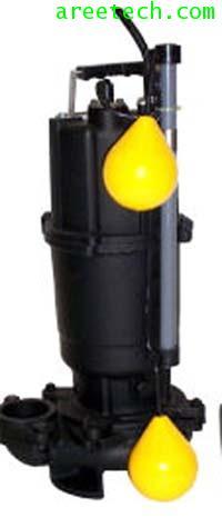 ปั้มแช่ ยี่ห้อ EBARA  Automatic type ( ลูกลอย 2 ลูก ) รุ่น DVSA - 52.2