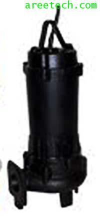 ปั้มแช่ ยี่ห้อ EBARA  Automatic type ( ลูกลอย 2 ลูก ) รุ่น DVS - 51.5