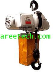 รอกโซ่ไฟฟ้า ยี่ห้อ STRONG - UP DU SERIES รุ่น DU-902 พร้อมขาแขวน