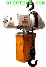 รอกโซ่ไฟฟ้า ยี่ห้อ STRONG - UP DU SERIES  ไฟ 220V. รุ่น DU - 901