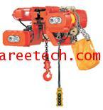 รอกสลิงไฟฟ้า ยี่ห้อ BLack Bear Low Head Room High Speed รุ่น YHTU-200 รุ่น YHTUD-200 รุ่นYHTUD2-200