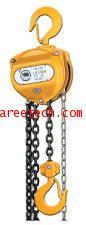 รอกโซ่มือสาว  ยี่ห้อ BLACK BEAR  Hand Chain Block YB series รุ่น YB-1000 รุ่น YB-1500 รุ่น YB-3000