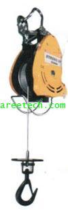 รอกสลิงไฟฟ้า ยี่ห้อ  STRONG - UP  รุ่น DU-250  ไฟ 220V.