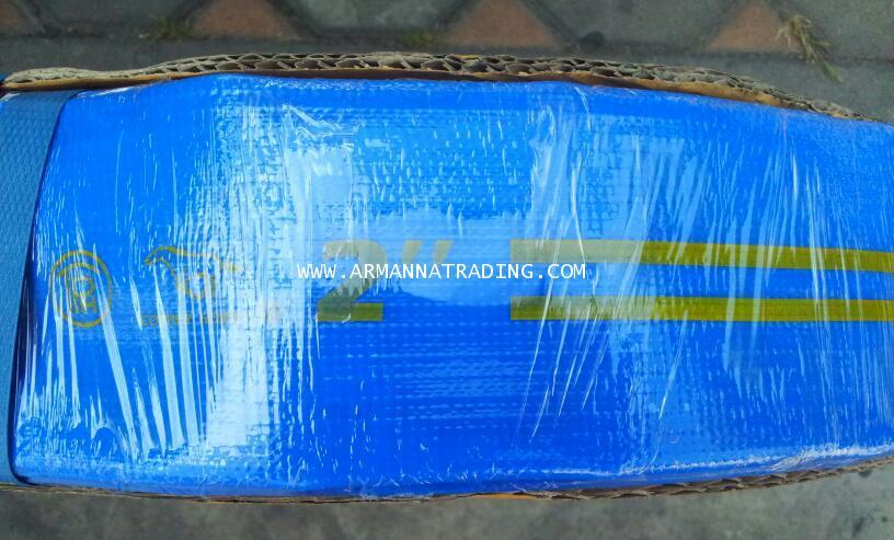 สายส่งน้ำพีวีซี (PVC Lay Flat Hose)