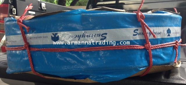 สายส่งน้ำพีวีซีSUNNY HOSE (PVC Lay Flat Hose) 4