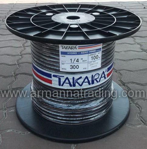 สายลมพีวีซีทาการ่า TAKARA (PVC HYDRO AERO HOSE)