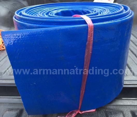 สายส่งน้ำพีวีซีTAYAMA (PVC Lay Flat Hose)