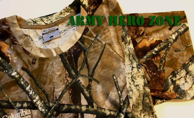 เสื้อ T-Shirt ลาย Realtree Camo : Poly Clothing