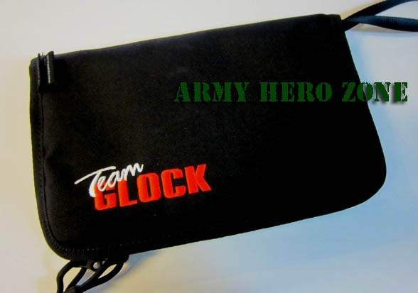 กระเป๋าใส่ปืน Cordura : Glock Team