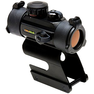 Truglo : Dual Color Red Dot Integrated Rem. Mount