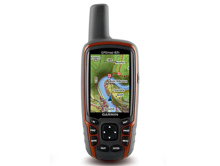 GPS Garmin : GPSMAP 62s