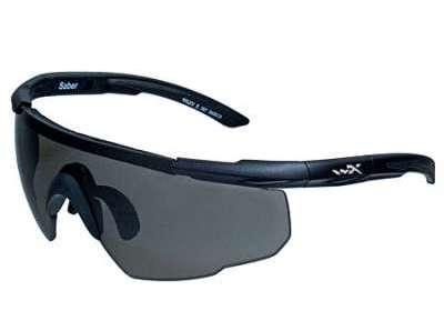 แว่น Wiley X รุ่น Saber เลนส์ดำ