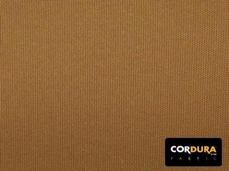 ผ้า CORDURA 1000D Coyote สีน้ำตาล 10 หลา
