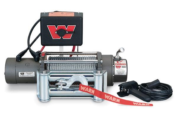 WARN : Winch M8000