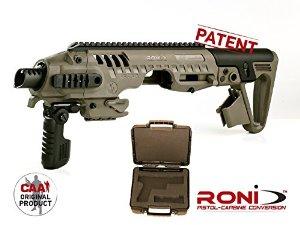 ชุดประกอบปืน Glock RONI G2 สีน้ำตาล