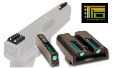 ศูนย์เรืองแสง Glock Truglo TFO