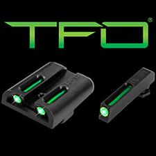 ศูนย์หน้า-หลัง Truglo TFO Glock