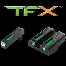 ศูนย์หน้า-หลัง Truglo TFX Glock42,43