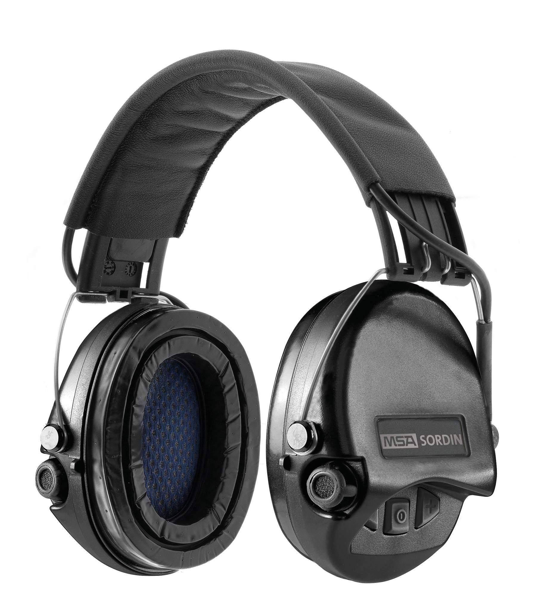 หูครอบ MSA SORDIN Supreme Pro-X Black