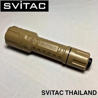 ไฟฉาย SVITAC รุ่น ST1 Tactical Tan