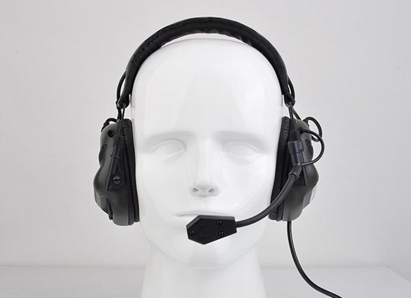 หูครอบต่อวิทยุสื่อสาร EARMOR M32